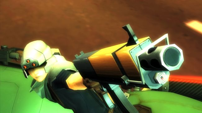 Final Fantasy VII G-Bike - Screenshots - Bild 10