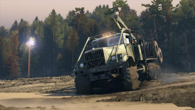 Spintires: Offroad Truck-Simulator - Screenshots - Bild 15