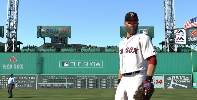 MLB 14 The Show - Test