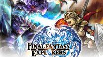 Final Fantasy Explorers - News