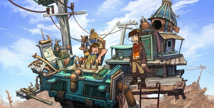 Deponia - Preview