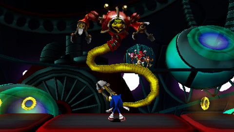 Sonic Boom: Shattered Crystal - Screenshots - Bild 20