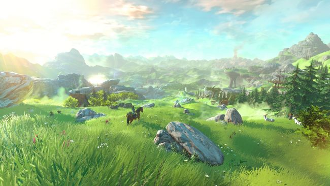 The Legend of Zelda HD - Screenshots - Bild 1