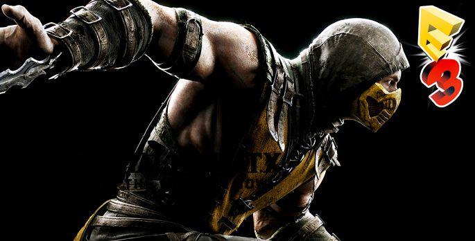 Mortal Kombat X - Preview