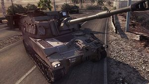 Armored Warfare