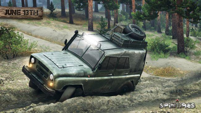 Spintires: Offroad Truck-Simulator - Screenshots - Bild 9