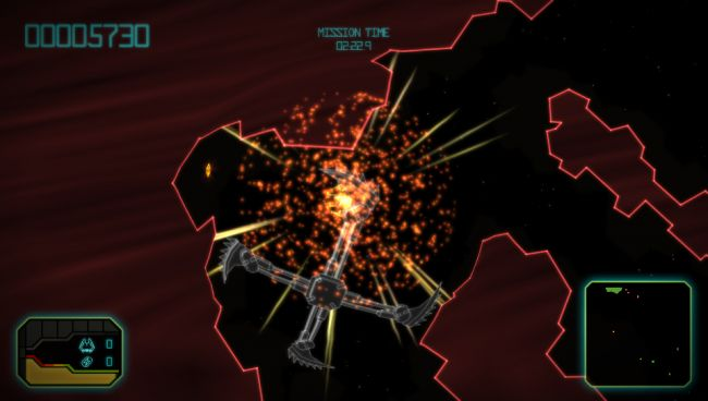 Gravity Crash Ultra - Screenshots - Bild 1