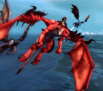 Crimson Dragon - Test