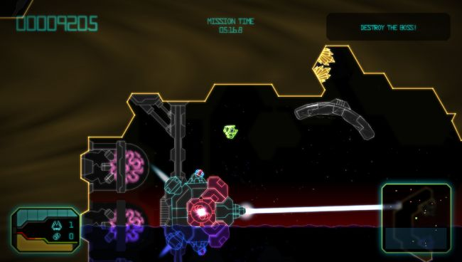 Gravity Crash Ultra - Screenshots - Bild 3