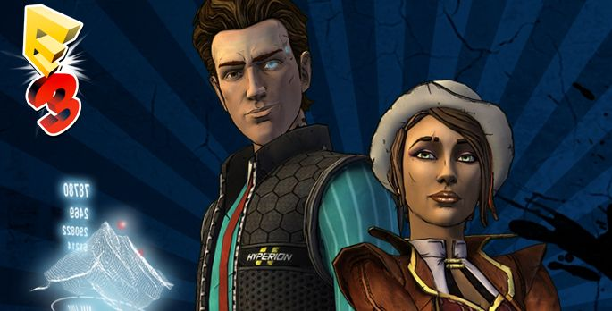 Tales from the Borderlands - Preview