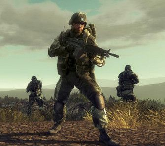Battlefield: Bad Company  - Test