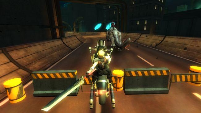 Final Fantasy VII G-Bike - Screenshots - Bild 2
