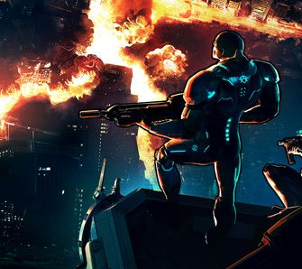 Crackdown 3 - Test