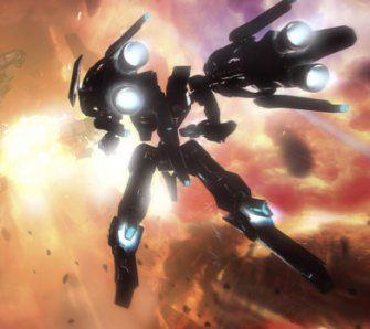 Strike Suit Zero: Director's Cut - Test