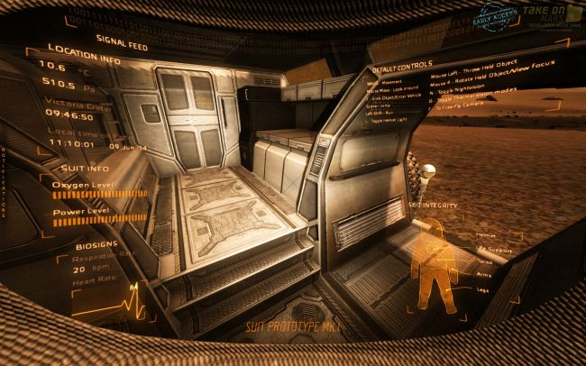 Take on Mars - Screenshots - Bild 3