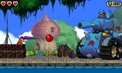 Shantae and the Pirate's Curse - Screenshots - Bild 1