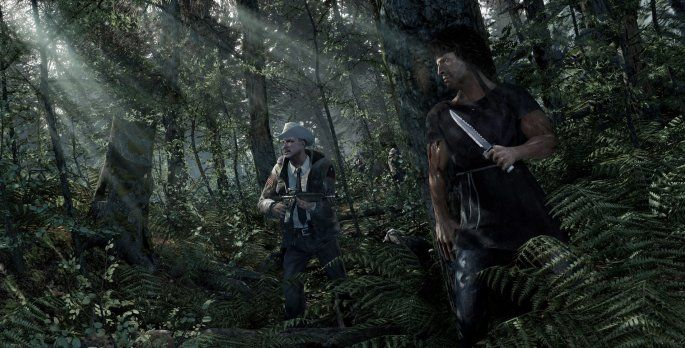 Rambo: The Video Game - Test