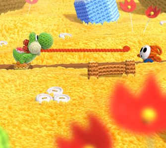 Yoshi's Woolly World - Preview