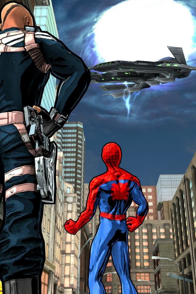 Spider-Man Unlimited - Screenshots - Bild 2
