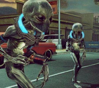 The Bureau: XCOM Declassified - Test