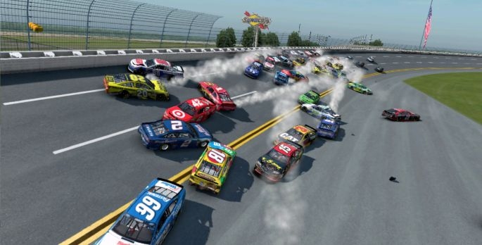 NASCAR The Game 2013 - Test