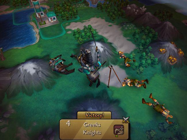 Sid Meiers Civilization Revolution 2 - Screenshots - Bild 1