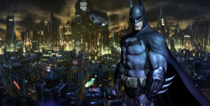 Batman: Arkham City - Armoured Edition - Preview