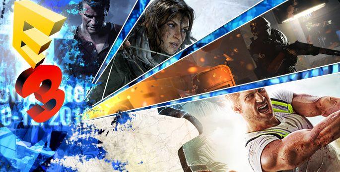 E3-Neuankündigungen - Special