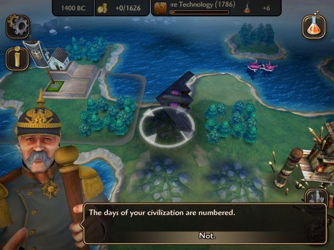 Sid Meiers Civilization Revolution 2 - Screenshots - Bild 3