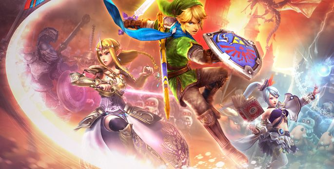 Hyrule Warriors: Definitive Edition - Test