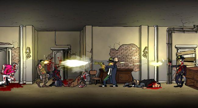 Guns, Gore and Cannoli - Screenshots - Bild 6