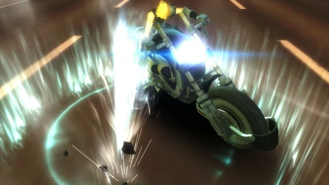 Final Fantasy VII G-Bike - Screenshots - Bild 4