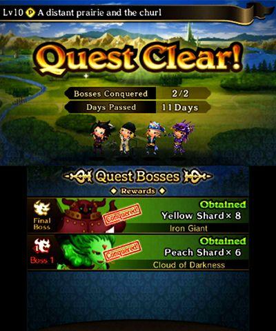 Theatrhythm Final Fantasy: Curtain Call - Screenshots - Bild 10