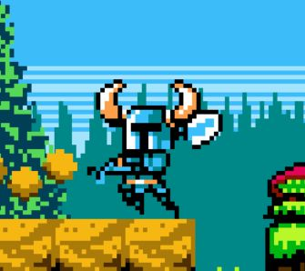 Shovel Knight - Test