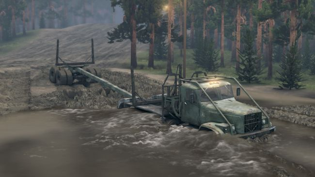 Spintires: Offroad Truck-Simulator - Screenshots - Bild 16