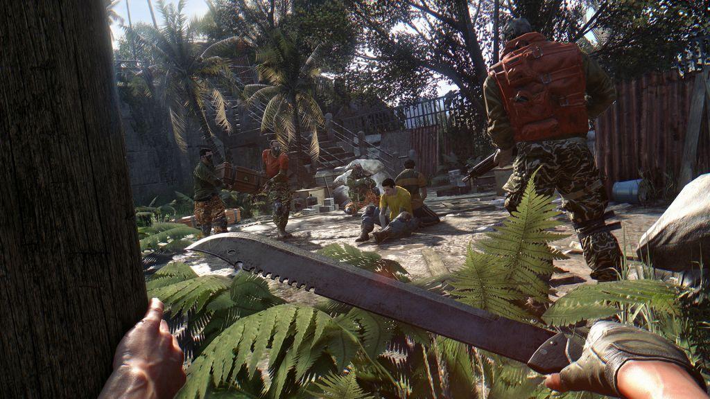 Dying Light Niedrigere Framerate Auf Ps4 Und Xbox One Begründet