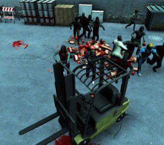 Horror im Lagerhaus: Gabelstapler des Todes - Test