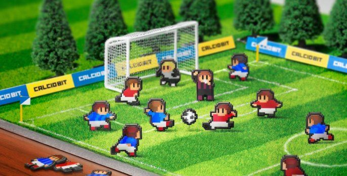 Nintendo Pocket Football Club - Test