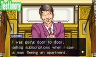 Phoenix Wright: Ace Attorney Trilogy - Screenshots - Bild 4