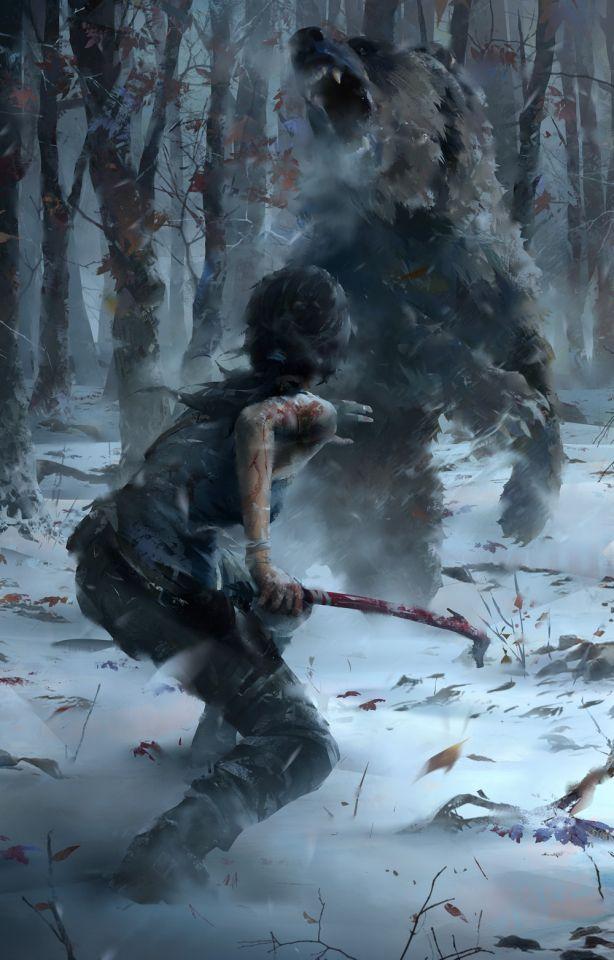 Rise of the Tomb Raider - Artworks - Bild 3