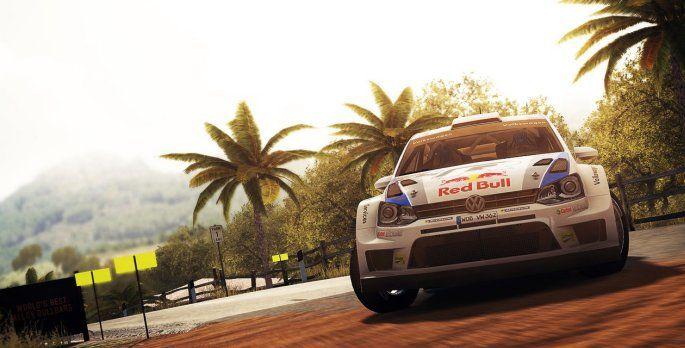 WRC 4 - Test