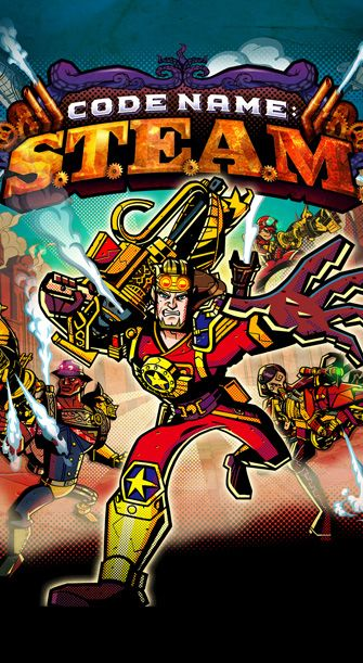 Code Name: S.T.E.A.M. - Test