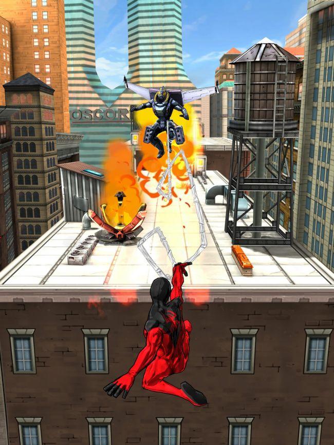 Spider-Man Unlimited - Screenshots - Bild 4