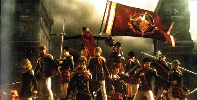 Final Fantasy Type-0 HD - Preview
