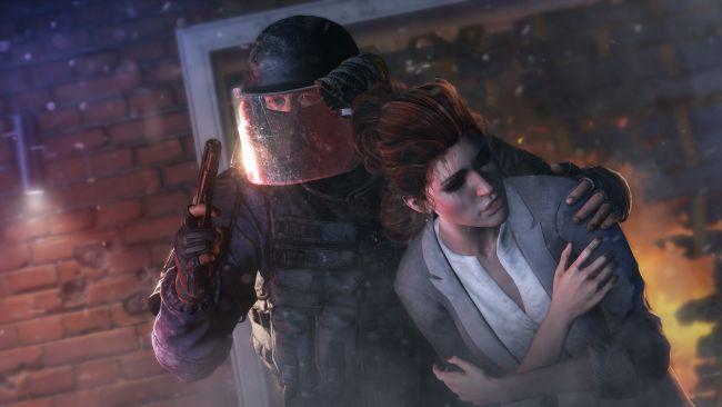 Tom Clancy's Rainbow Six: Siege - Screenshots - Bild 1