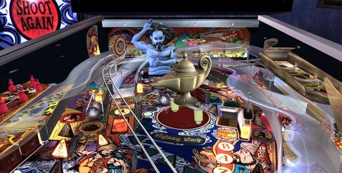 The Pinball Arcade - Test