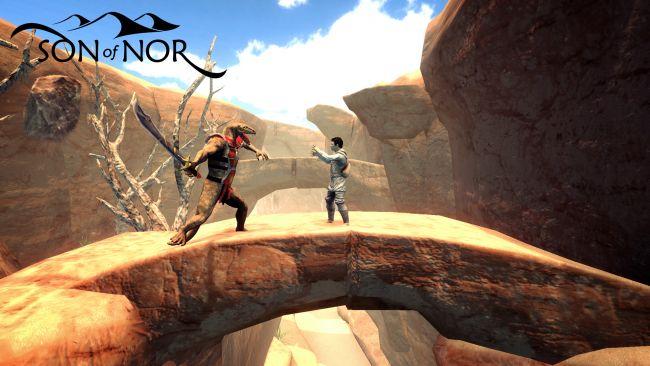 Son of Nor - Screenshots - Bild 3