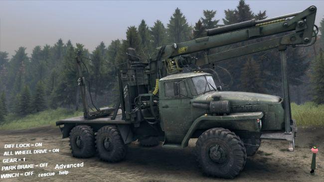 Spintires: Offroad Truck-Simulator - Screenshots - Bild 18