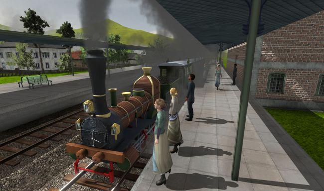 Train Fever - Screenshots - Bild 5