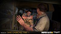 Sniper Elite 3 - DLC: Save Churchill Part 1: In Shadows - Screenshots - Bild 3